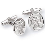 Badge Replica Cufflinks