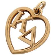 Heart Lavaliere