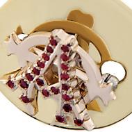 Badge Holder Pendant