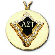 Solid Badge Pendant Holder