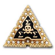 Close Pearl Badge