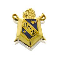 Official Plain Badge
