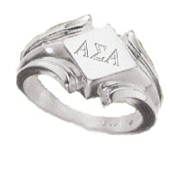Sterling Silver Sincere Ring