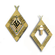 Housing Officer Badge Pendant