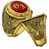 United States Army Ring