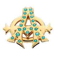 Collegiate Chapter President Badge