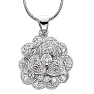 Carnation Necklace