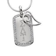 Aphrodite's Heart Necklace