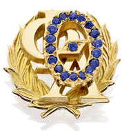 Chapter President's Badge