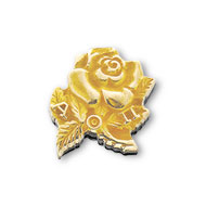 Rose Recognition Pin
