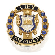 picture of Life Member Pin