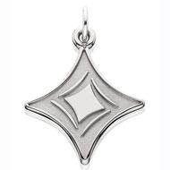 Badge Reflection Charm II