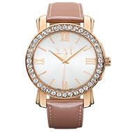 Jeweled Blush Watch