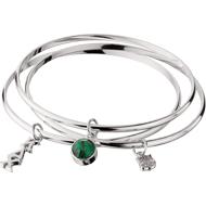 Triple Bangle Bracelet