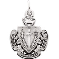 Scarf-size NPC Coat-of-Arms Charm
