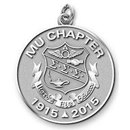 Mu 100th Anniversary Charm
