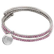 Pink Frost Bracelet