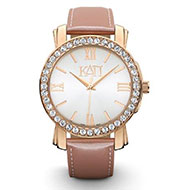 picture of Jeweled Blush Watch
