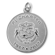 Pi 100th Anniversary Charm