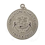 Omicron 100th Anniversary Charm