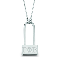 Treasured Letters Necklace