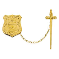 Badge Replica with Sword