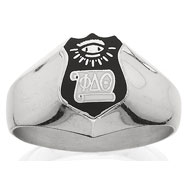 Badge/Shield Ring