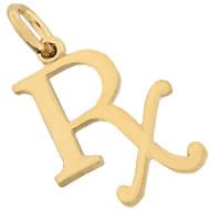RX Symbol Charm