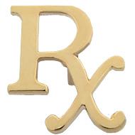 RX Symbol Pinnette