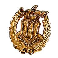 Fifty-Year Member Pin