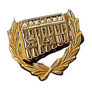 Large Patroness Badge, 10K