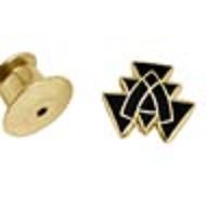 Associate Member Pin, Goldgloss