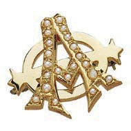 Alumnae Chapter President Badge