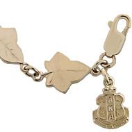HJGreek Alpha Kappa Alpha Bracelets Ivy Leaf Bracelet 8 inches