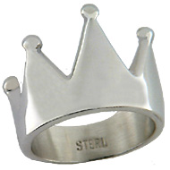 Zta Crown Ring