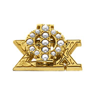 Crown Pearl Official Badge