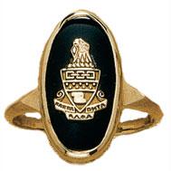 HJGreek | Kappa Alpha Theta Accessory Jewelry | Rings