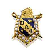 Official Crown Pearl Badge