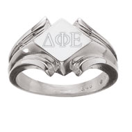 Delta Phi Epsilon Sincere Ring