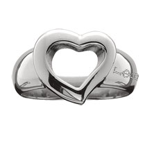 Sterling Silver Aphrodite's Heart Ring