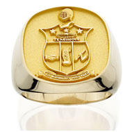 Large Base Signet Ring