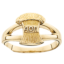 Alumnae Chapter President's Ring