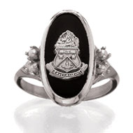 Traditional Chapter President Ring