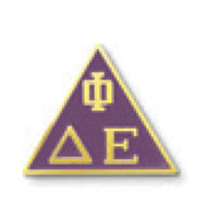 Delta Phi Epsilon's New Member Pin
