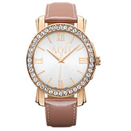 Jeweled Blush Watch