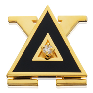 Alumni Board of Trustees President's Badge