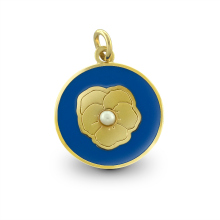 Circle Degree Pendant