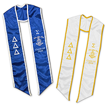 Customized Graduation Stole