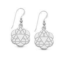 Solid Tricon Earrings