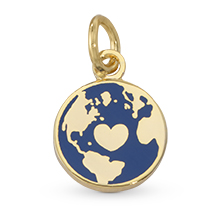 One World One Heart Dangle (Limited Edition)